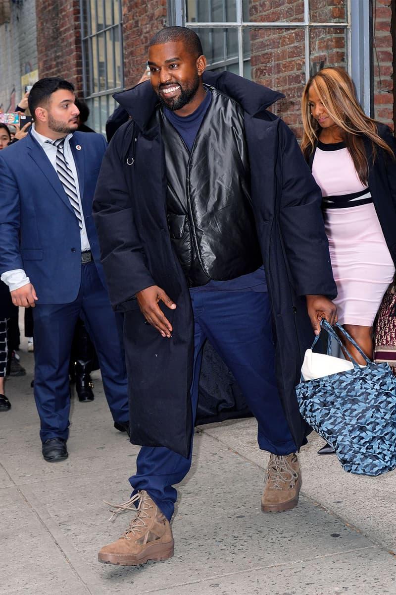 カニエ・ウェストはやはりナイキに未練がある? Kanye West はやはり Nike に未練がある?