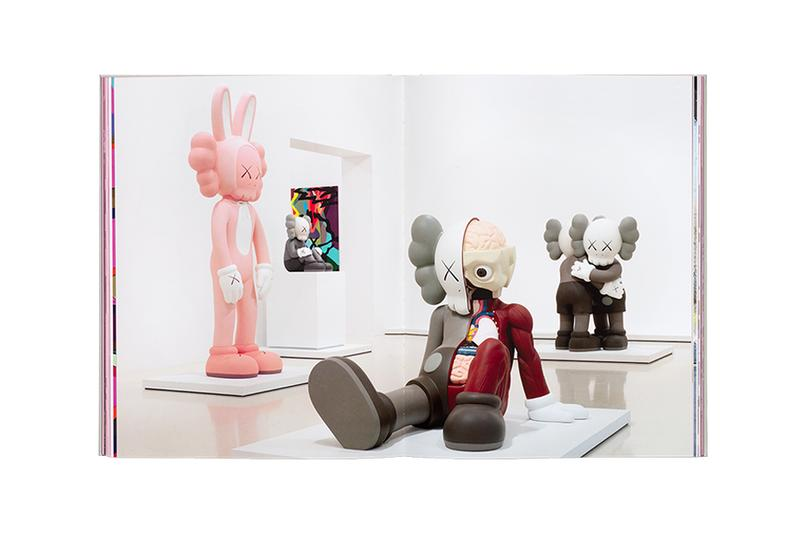 KAWSの歴史を包括的にまとめたアートブック『Companionship in the Age of Loneliness』が発売'Companionship in the Age of Loneliness' Book NGV International Melbourne Exhibition Sculptures Vinyl Paintings Bronze Mount Fuji Japan