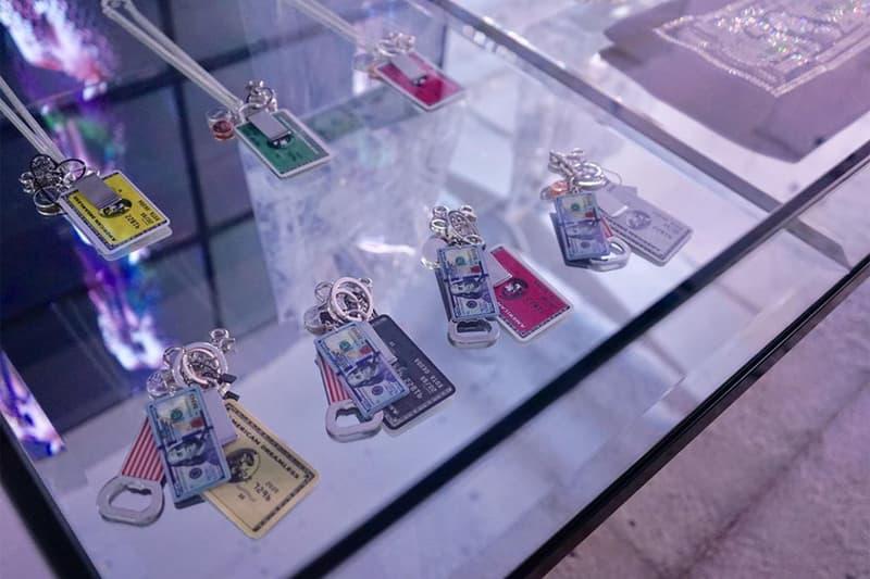 """コウタ オクダ 1ドル札紙幣を大胆に用いた KOTA OKUDA による """"MONEY COLLECTION"""" が GR8 にてローンチ"""
