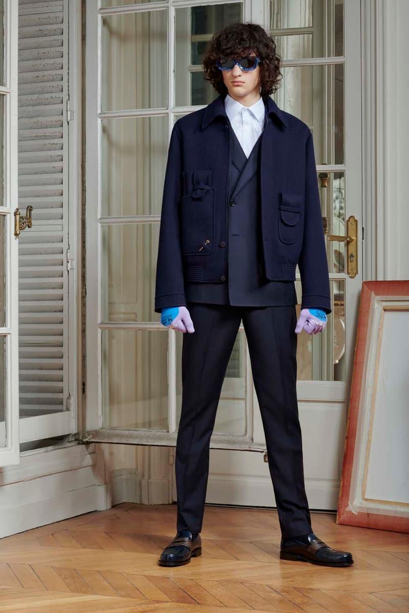 ルイ・ヴィトンが伝統にフォーカスした2020秋冬プレコレクションを発表 Louis Vuitton Mens Pre-Collection Fall/Winter 2020