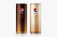 コーラとコーヒーを組み合わせた Pepsi Cafe が発売
