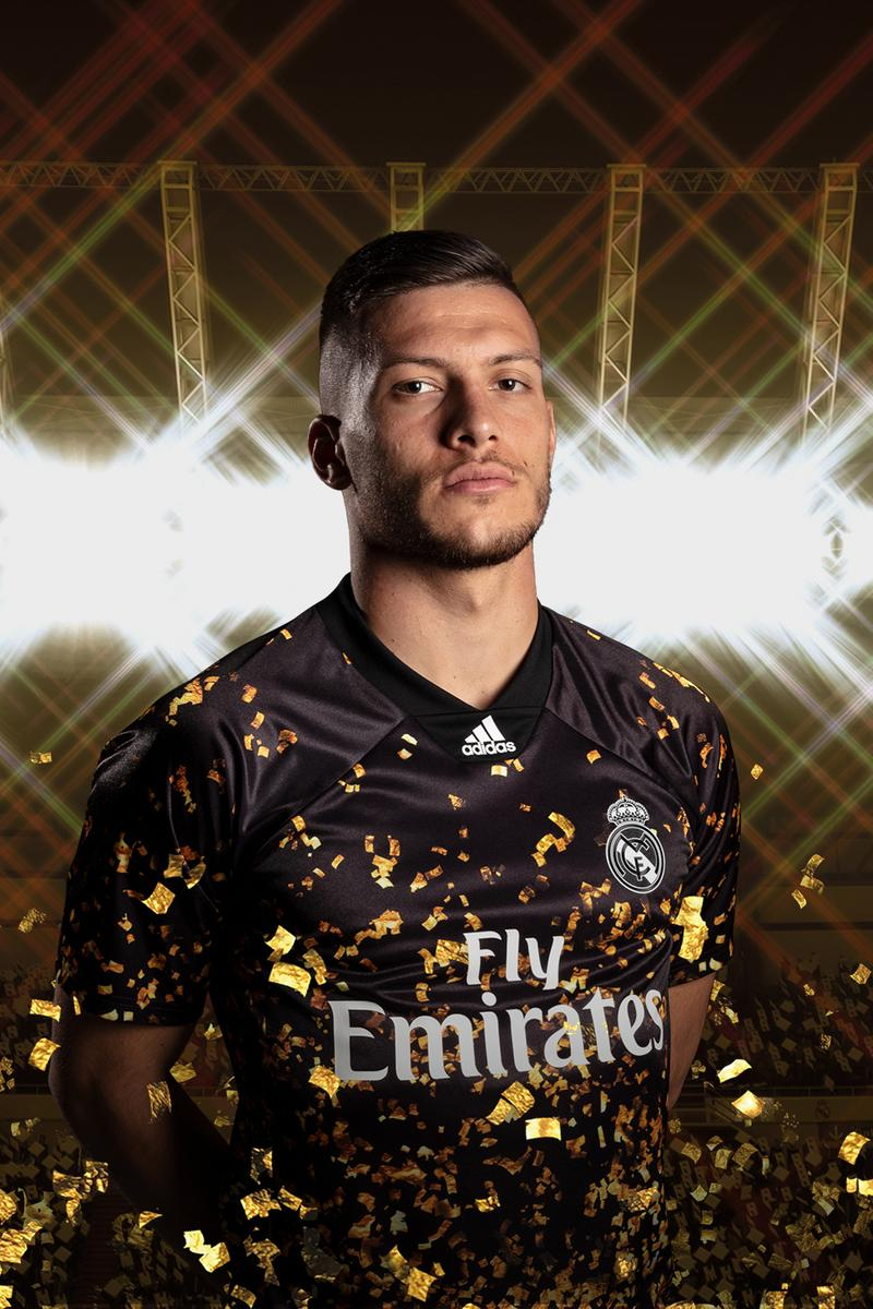 レアル・マドリード × EA Sportsから4thユニフォームがリリース Real Madrid 2019/20 Fourth Kit W/ EA Sports release info football soccer jerseys la liga fifa 20 gaming video games adidas three stripes