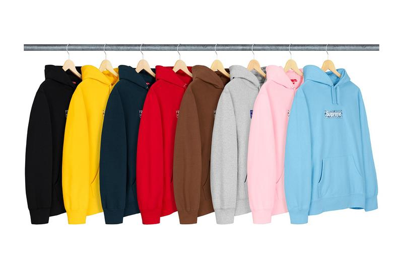 Supreme Bandana Box Logo Hooded Sweatshirt New York Hoodie Bogo Release Information Drop Date How to Cop First Look Colorways James Jebbia Streetwear