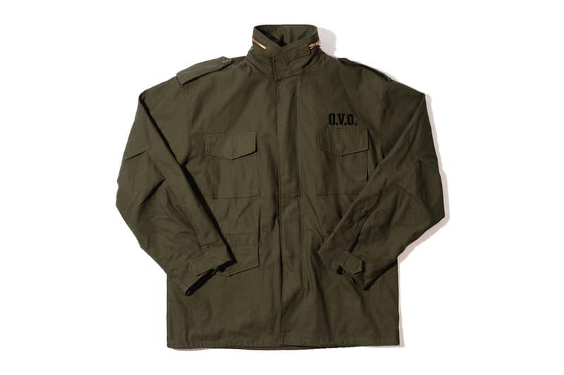"""ドレイク Drake 主宰の OVO と村上隆がコラボコレクション第2弾 """"Surplus""""がリリース Takashi Murakami & OVO Announce """"Surplus"""" Collection m65 hoodies drizzy drake Canada Japan KaiKai KiKi shirts fashion collaborations"""