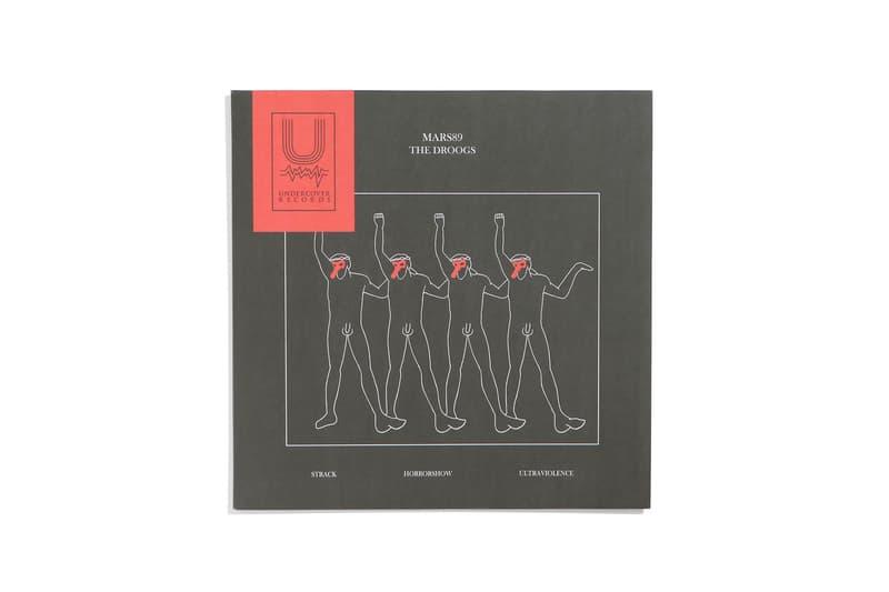 アンダーカバーレコーズが UNDERCOVER RECORDS がトム・ヨークのリミックスを収録した MARS89 の12インチレコードを発売 Thom Yorke トムヨーク
