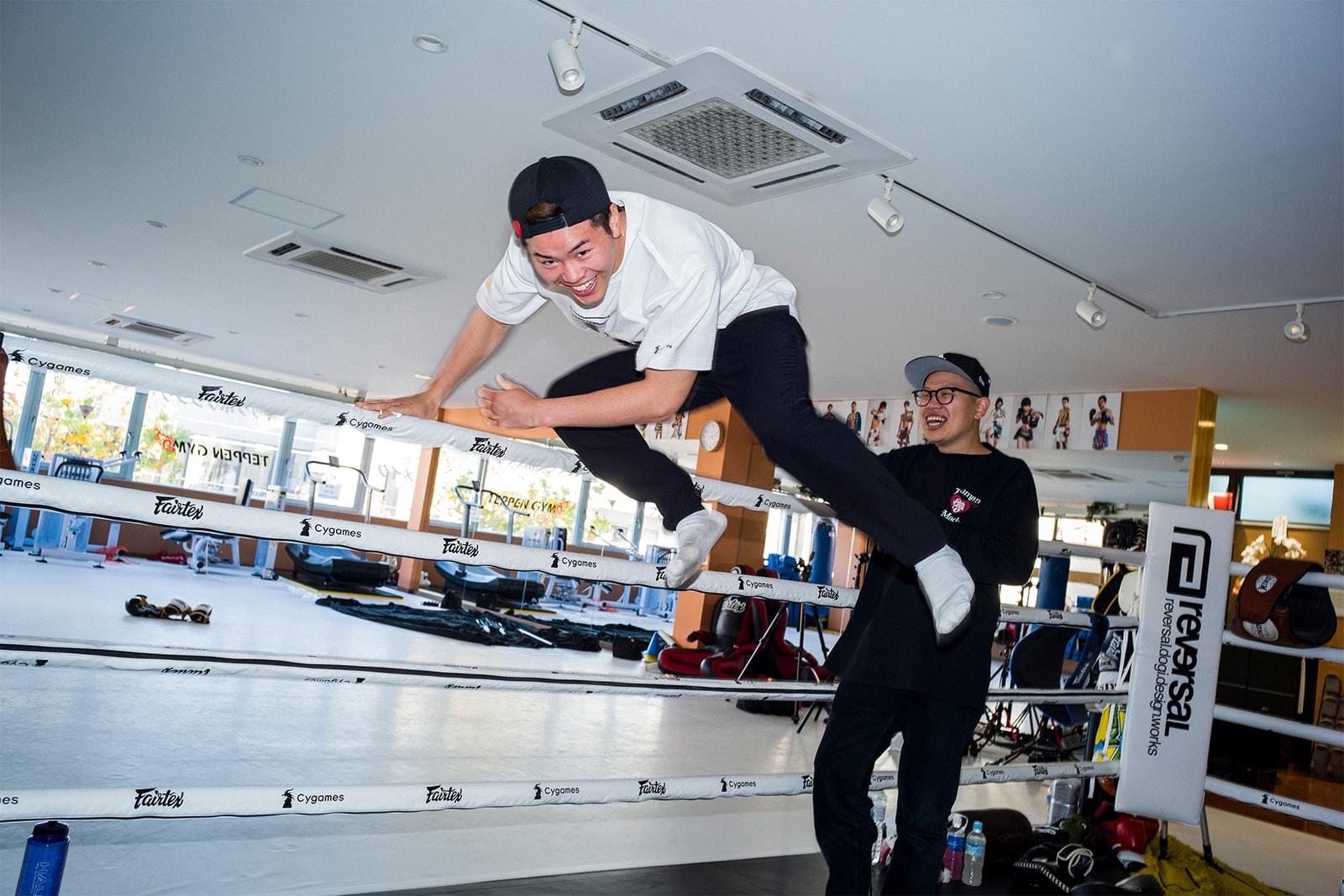 那須川天心と VERDY ヴェルディ ライジン 遥か高みを目指す挑戦者の肖像 RIZIN キックボクシング
