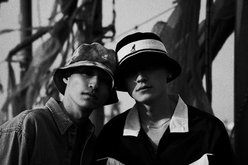 KANGOL  ヘッドウェア カンゴール 帽子 2020年春夏シーズン 最新ルックブック 公開
