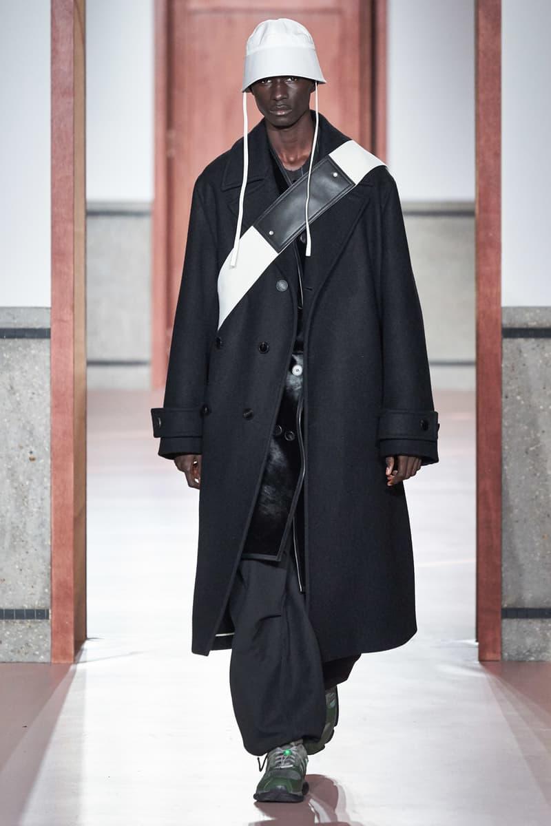 2020年秋冬コレクションのバックステージに潜入 OAMC FW20 Paris Fashion Week Runway Show Backstage collection luke meier bts look behind the scenes menswear pfw oamc adidas