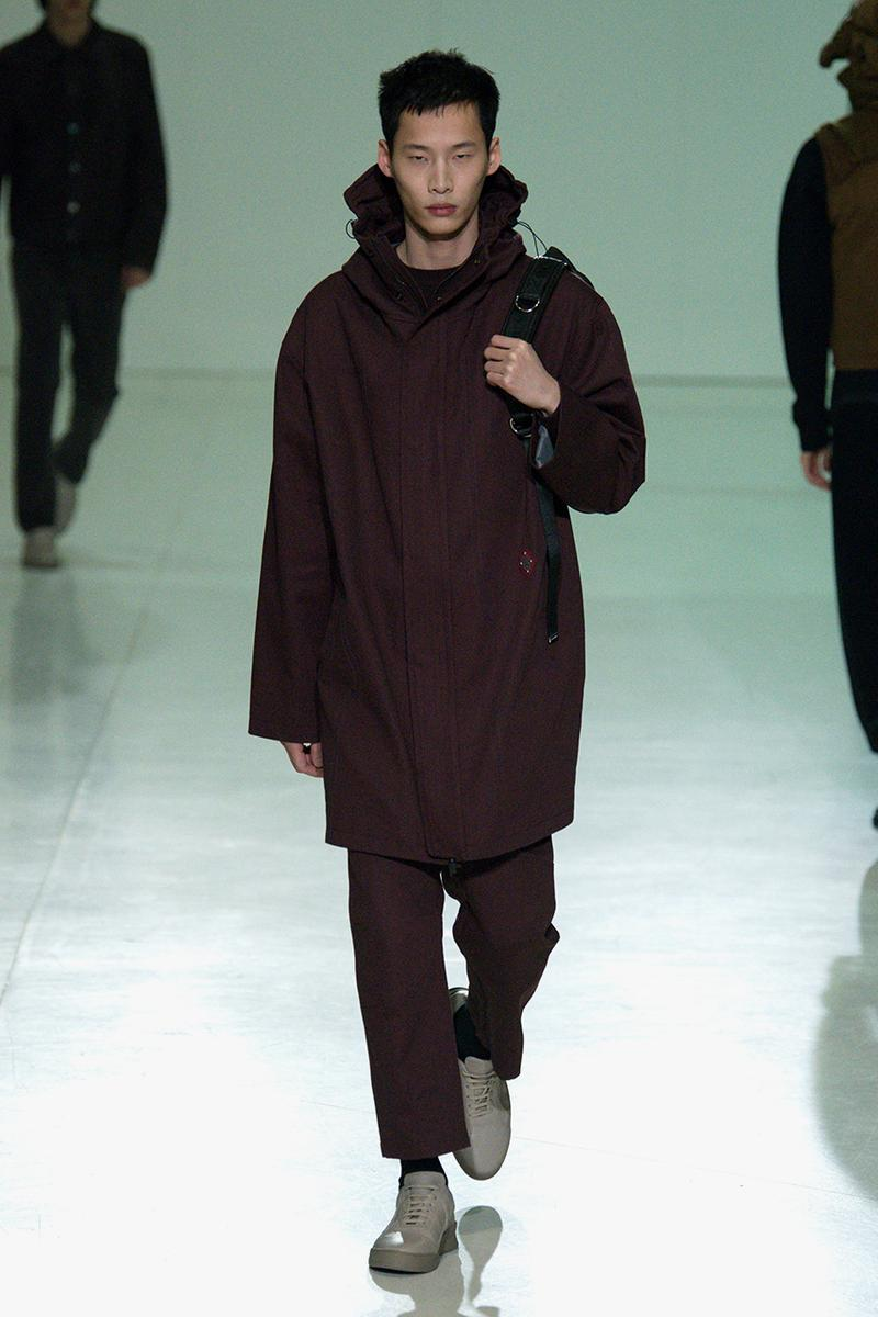 ア・コールド・ウォール A-COLD-WALL* Fall/Winter 2020 Milan Fashion Week Runway Formal Clothing Samuel Ross Designs Looks Tailoring Coats Shirts Blazers Suits