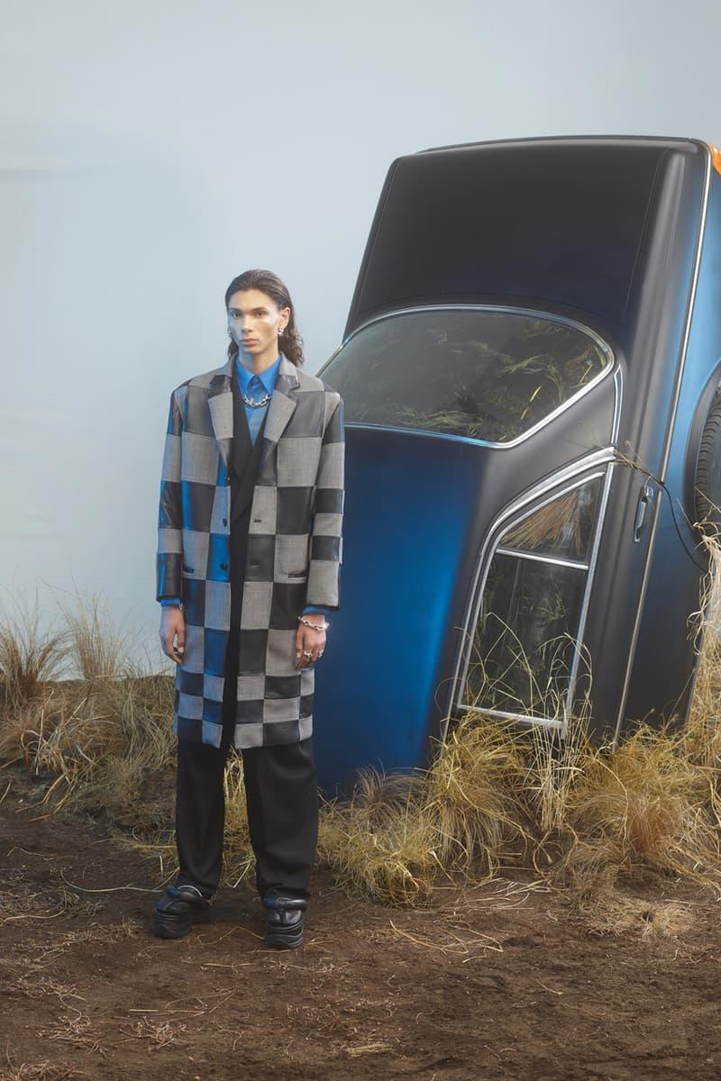 アンブッシュ® AMBUSH® 2020年秋冬コレクションのルックブックが公開  AMBUSH Fall/Winter 2020 Collection Lookbook fw20 menswear paris fashion week pfw yoon ahn verbal