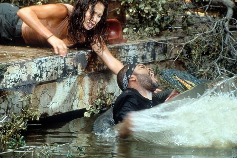 1997年公開のパニック映画『アナコンダ』のリメイク企画が進行中 columbia pictures anaconda movie film remake reboot ice cube jennifer lopez 1997 evan daugherty