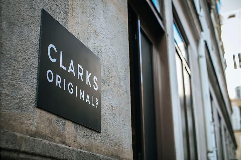 クラークス オリジナルズ パリコレ期間中に開催された Clarks ORIGINALS のスペシャルイベントをプレイバックUTA