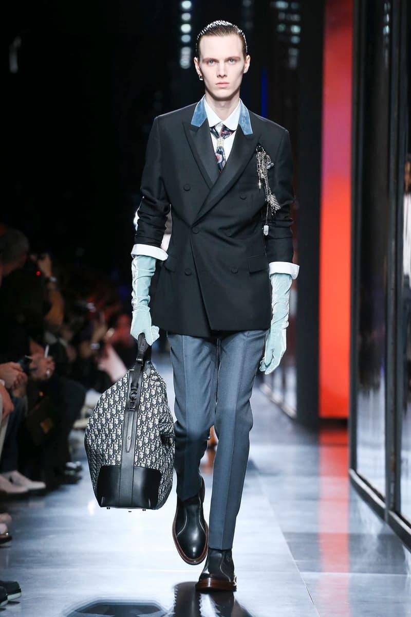 Dior Fall/Winter 2020 Menswear Collection Runway kim jones fw20 paris fashion week yoon ahn matthew m williams judy blame pfw