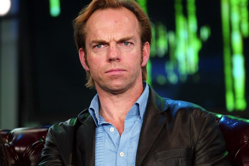 Hugo Weaving ヒューゴ・ウィーヴィン Not Appearing エージェントスミス matrix 4 Agent Smith マトリックス4 confirmed keanu reeves neo キアヌリーブス SF 映画
