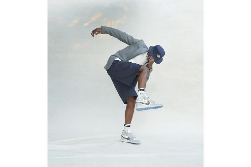 AIR DIOR コレクションの全貌が明らかに エア ディオール jordan brand dior air dior capsule collection apparel clothing fashion sneakers air jordan