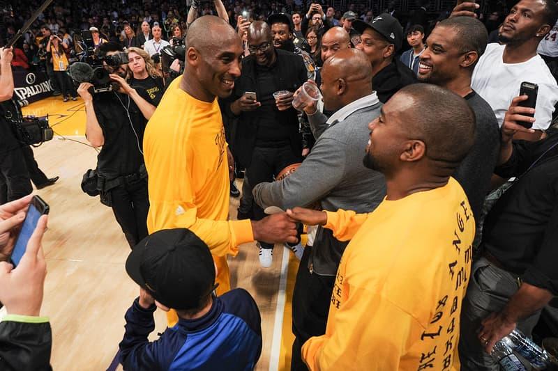 Kanye & Chance Sunday Service Kobe Bryant Tribute kanye west chance the rapper midnight gospel grammy awards
