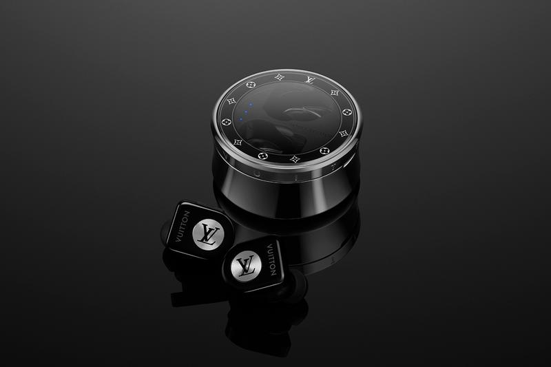Louis Vuitton ルイヴィトン Horizon Earphones ホライゾン ワイヤれすイヤホン Update News monogram LV tech music audio Master & Dynamic style accessories