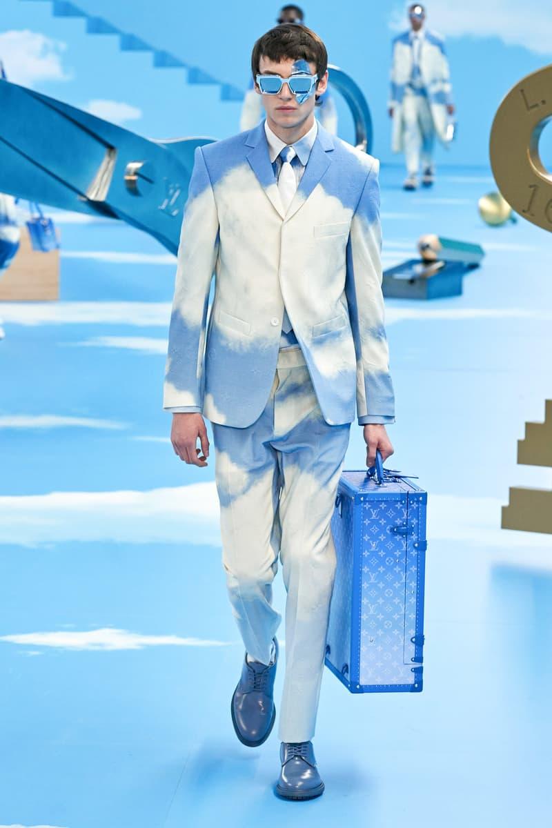 ルイ・ヴィトン 2020年秋冬コレクション Louis Vuitton fw20 Paris Fashion Week Runway Show mens fall winter 2020 virgil abloh