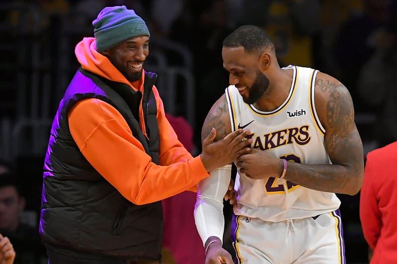 NBA がコービーの訃報を受けてレイカーズ対クリッパーズ戦を延期