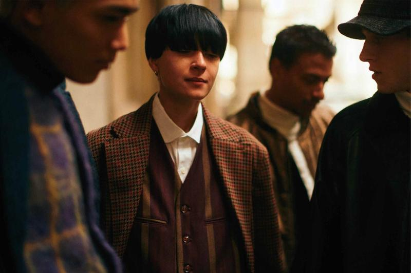 NEEDLES ニードルズ  秋冬 コレクション ルックブック 2020年 Fall/Winter 2020 Collection Lookbook ネペンテス nepenthes tokyo japan engineered garments nepenthes store fw20