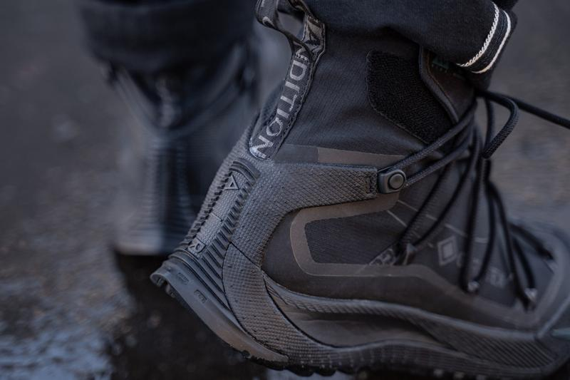 ナイキエーシージー ゴアテックス Nike ACG より GORE-TEX を用いた新作ブーツ Air Terra Antarktik が登場 nike acg air terra antarktik black midnight turquoise anthracite BV6348 001 release date info photos price
