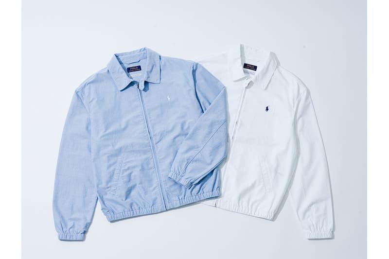 ロンハーマンがポロラルフローレンの別注アイテムをリリース Ron Herman がオックスフォード素材にフォーカスした Polo Ralph Lauren の別注アイテムをリリース