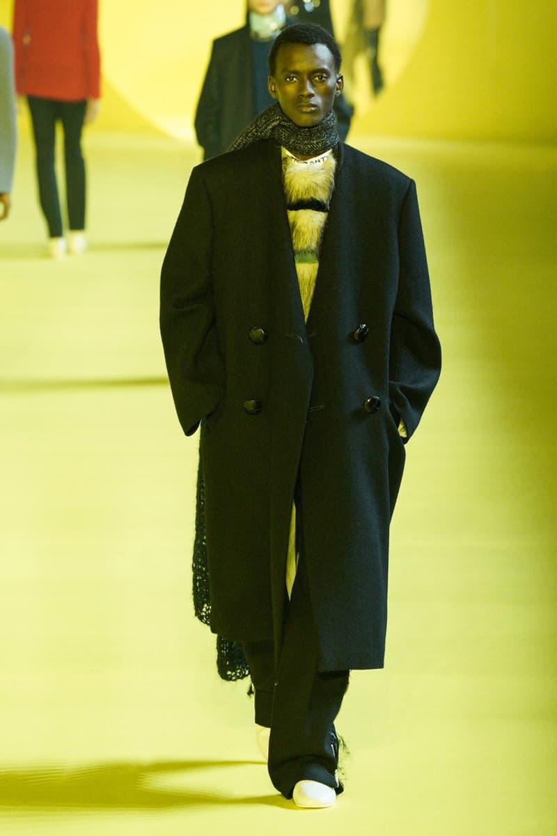 ラフシモンズ 2020年秋冬コレクション Raf Simons Fall/Winter 2020 Collection Show menswear pfw paris fashion week fw20 runway presentation solar youth runner