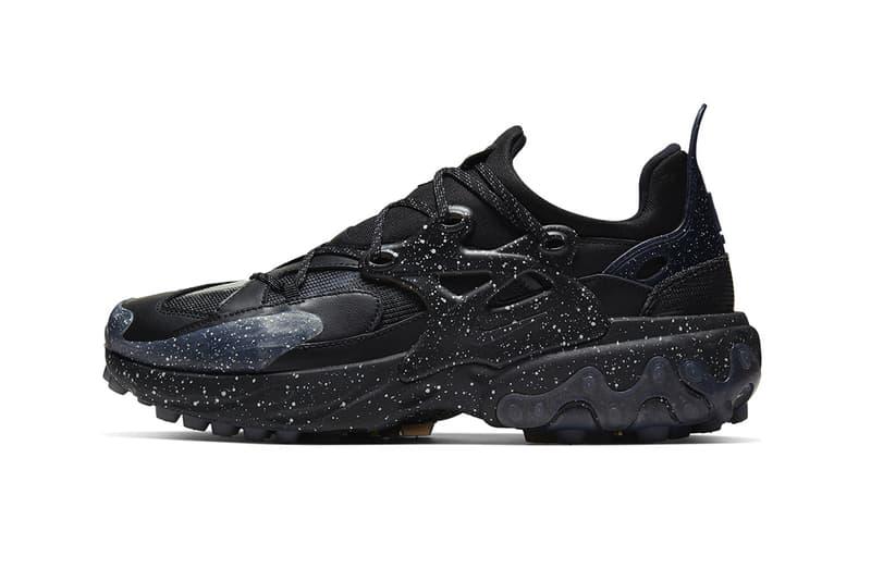 """アンダーカバー x ナイキラボ UNDERCOVER x Nike Lab によるコラボ新作 React Presto が登場 UNDERCOVER x Nike React Presto First Look Release Information """"Mahogany/White"""" """"White/Black"""" """"Black/White"""" Speckled Details Jun Takahashi SS20 Footwear Sneakers Collaboration Limited Edition Technical Swoosh"""