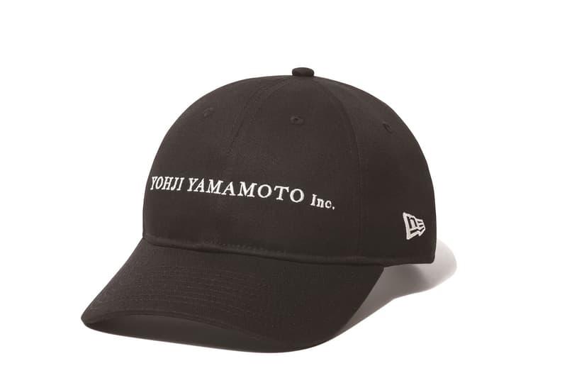 ヨウジヤマモト ニューエラ® Yohji Yamamoto が New Era® 創業100周年を記念したスペシャルパッケージをリリース