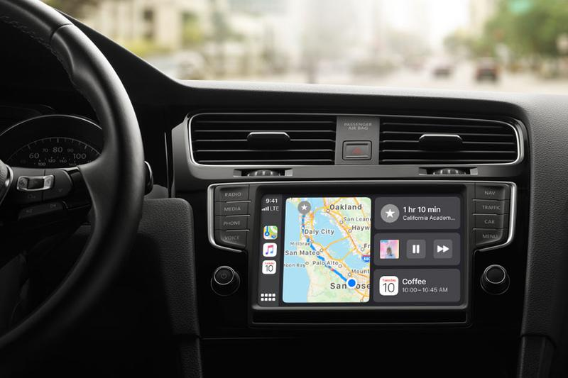 """アップル アイフォン Apple が iPhone を車の鍵として使用できる機能""""CarKey""""を発表 Apple iOS 13.4 Carkey Feature iPhone Digital Key CarPlay"""