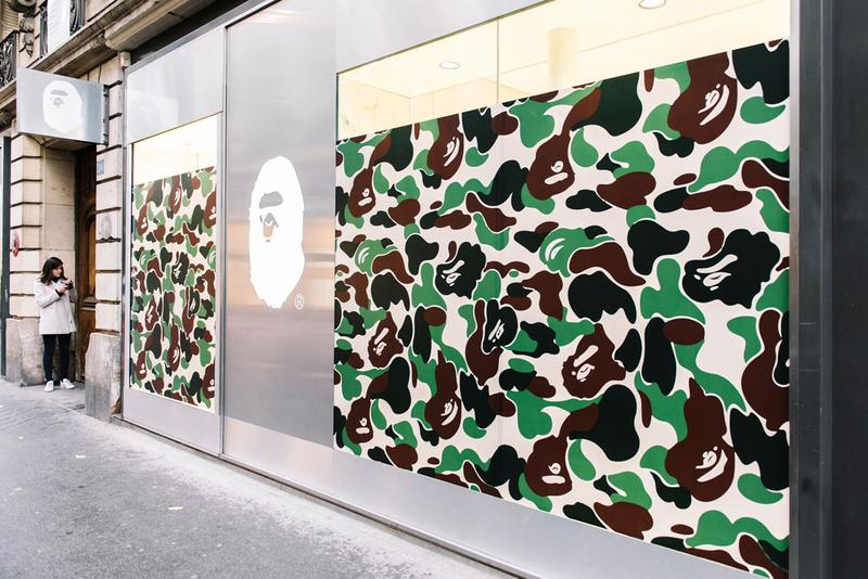 ベイプ コーチ BAPE®️ が COACH とのコラボレーションを発表 BAPE x Coach Collaboration Announcement Tease capsule collection baby milo