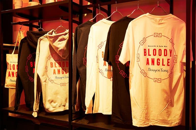 ブラッディ アングル 渋谷のレコードバー BLOODY ANGLE の2号店が道玄坂にオープン BLOODY ANGLE DOUGEN TONG