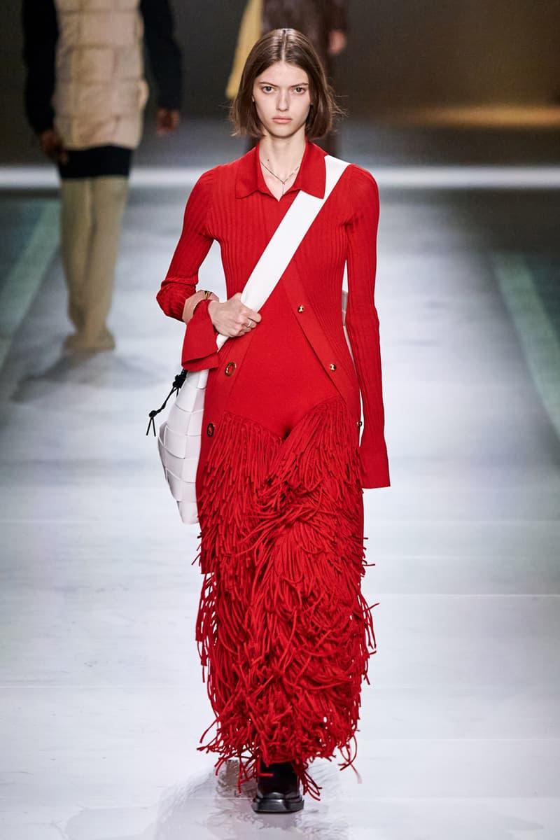 ボッテガ・ヴェネタ 2020年秋冬コレクション Bottega Veneta Fall/Winter 2020 Collection runway show presentation milan fashion week fw20 daniel lee intrecciato