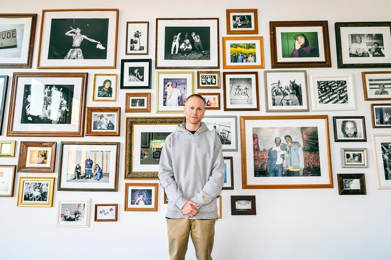 エイサップ・ロッキー ブロック・フェッチ A$AP Rocky など数々のアーティストをカメラに収めてきたアメリカ人写真家 Brock Fetch の個展が開催 Brock Fetch Captures Mac Miller, A$AP Rocky & More in Foreign Form Photography Exhibition New York Hip Hop Rap Scene Galleries Closer Look Musicians