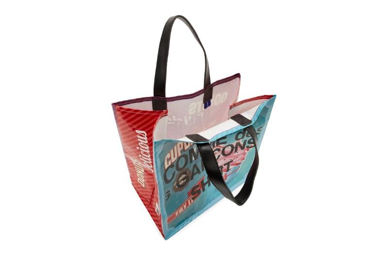 COMME des GARÇONS SHIRT からスイーツをモチーフにしたトートバッグが登場 Comme des Garçons Shirt Cupcakes Tote Release Info Buy Price