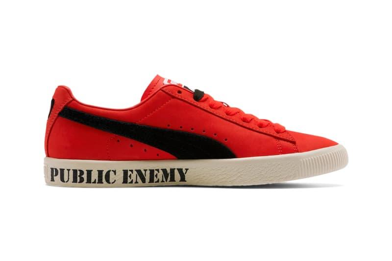 プーマ デフジャム パブリックエネミー PUMA と Def Jam が Public Enemy の名盤 『Fear of a Black Planet』発売30周年を記念したコラボフットウエアをリリース