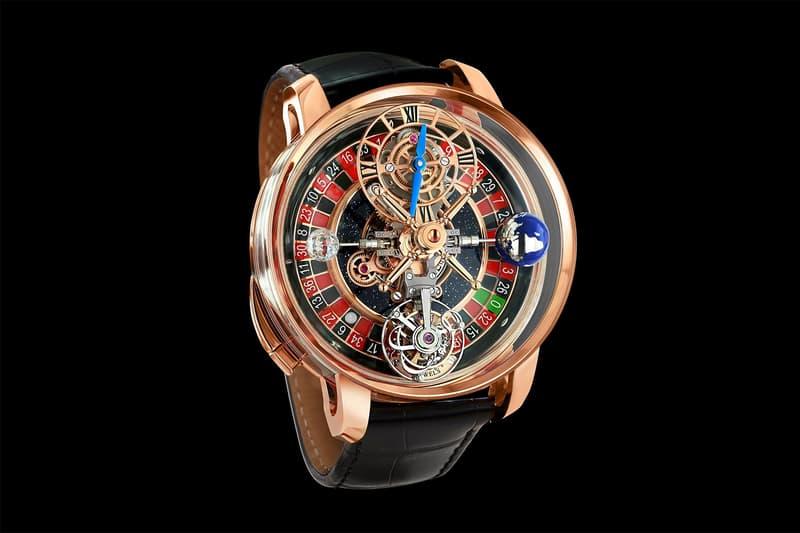 """ドレイク ジェイコブアンドカンパニー Drake が Jacob & Co. の腕時計 """"Astronomia Casino"""" を購入 Drake Jacob & Co. Astronomia Casino Watch Info diamonds swiss watches"""