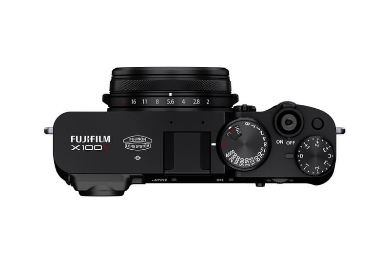 富士フィルム から高級コンパクトデジタルカメラの最新作 X100V が登場 fuji fujifilm cameras photography street x100 x100v 26 megapixel 4k video recording