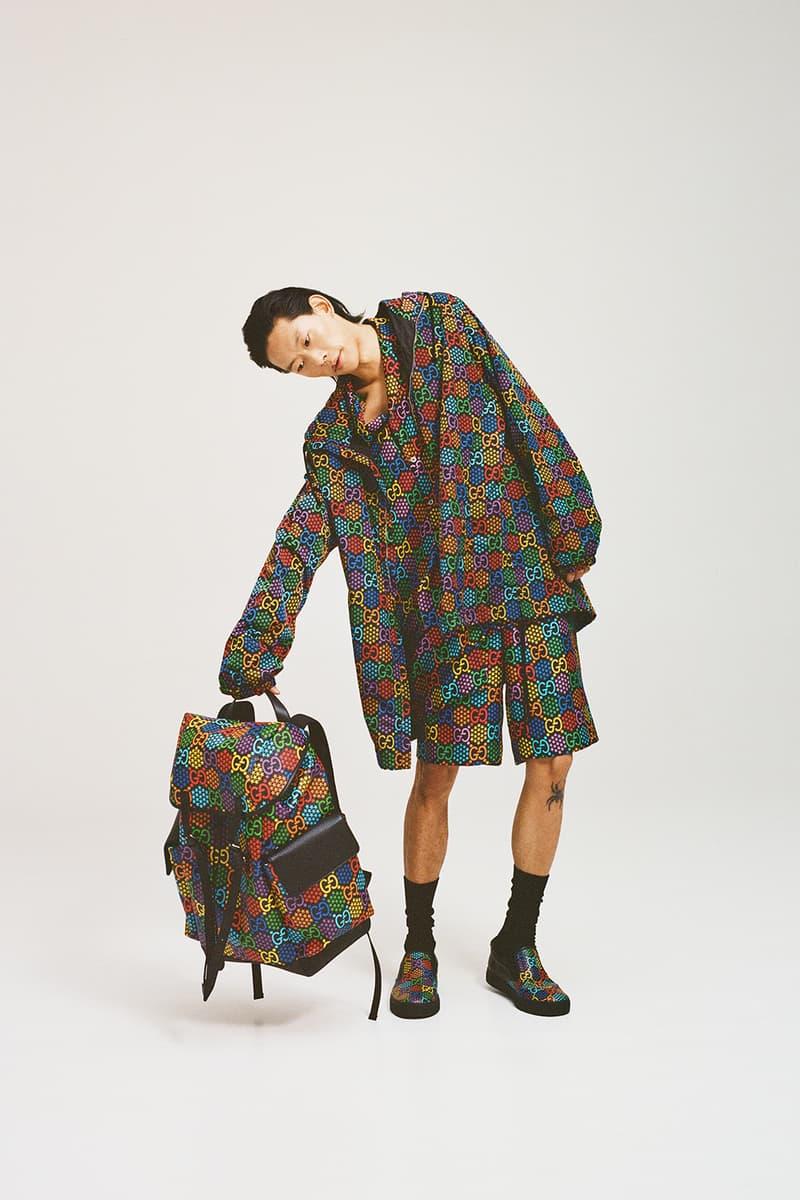 Gucci GGサイケデリック コレクション 発売 グッチ Alessandro Micheleアレッサンドロ・ミケーレ