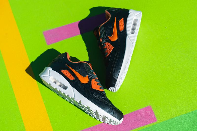 "LeBron James レブロン ジェームズ UNKNWN アンノウン ナイキ エア マックス Nike Air Max 90 ""305"" 305 マイアミ フレンズ ファミリー Friends & Family sneaker exclusive release super bowl liv 54 Wynwood february 2 2020"