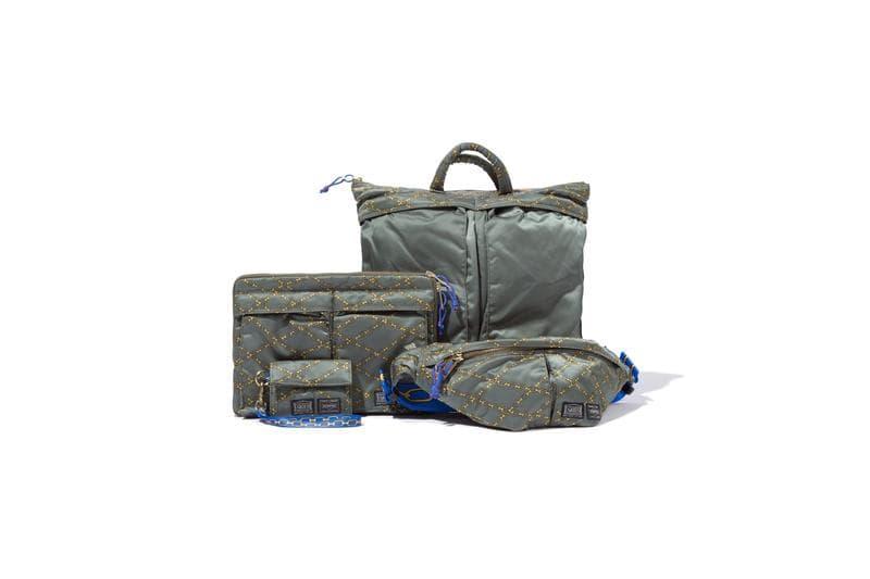 Aries アリーズ Porter ポーター Bags バッグ コラボ カプセル Collection  コレクション チェーン 2020