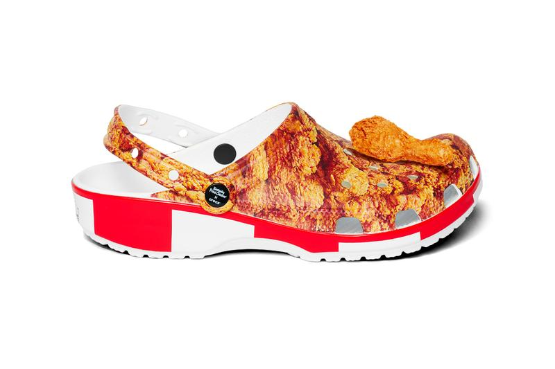 KFC Crocs ケンタッキー Collaboration クロックス コラボレーション Unveil リリース Release Info Me Love Me A Lot MLMA Buy Price Jibbitz Kentucky Friend Chicken