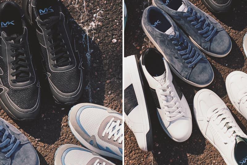 NY発 ライフスタイルブランド MICHAEL KORS mens マイケルコース 2020年春夏 最新スニーカーコレクション リリース ストリート City sneakers 発表
