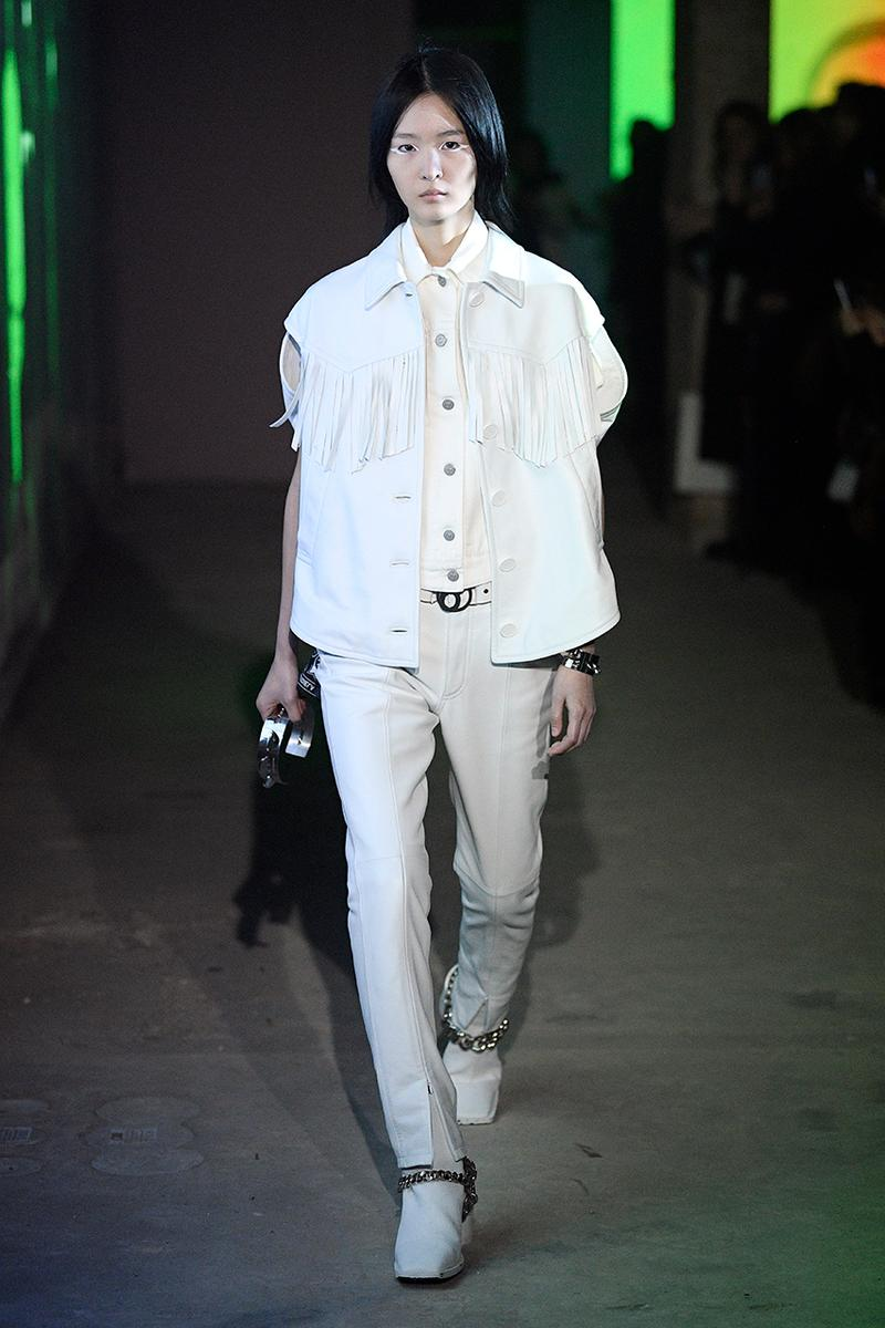 MM6 メゾン マルジェラ 2020年秋冬コレクション MM6 Maison Margiela x The North Face Fall/Winter 2020 London Fashion Week Show Runway Collection First Closer Look Release Information Menswear Outerwear High End Designer Collaboration Tailoring Womenswear
