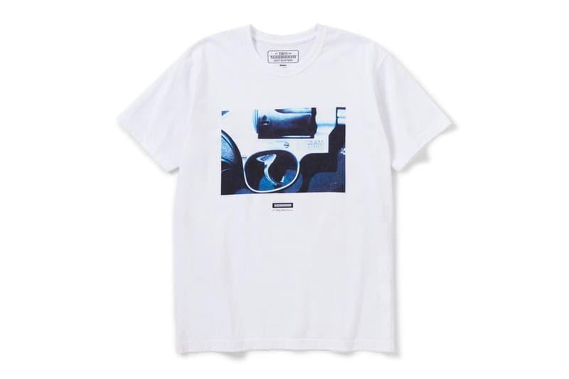 ネイバーフッド NEIGHBORHOOD × 写真家・長濱治によるカプセルコレクションがリリース Osamu Nagahama NEIGHBORHOOD Spring Summer 2020 Capsule collection japanese designer photographer shinsuke takizawa japan tokyo menswear streetwear graphic hoodies shirts