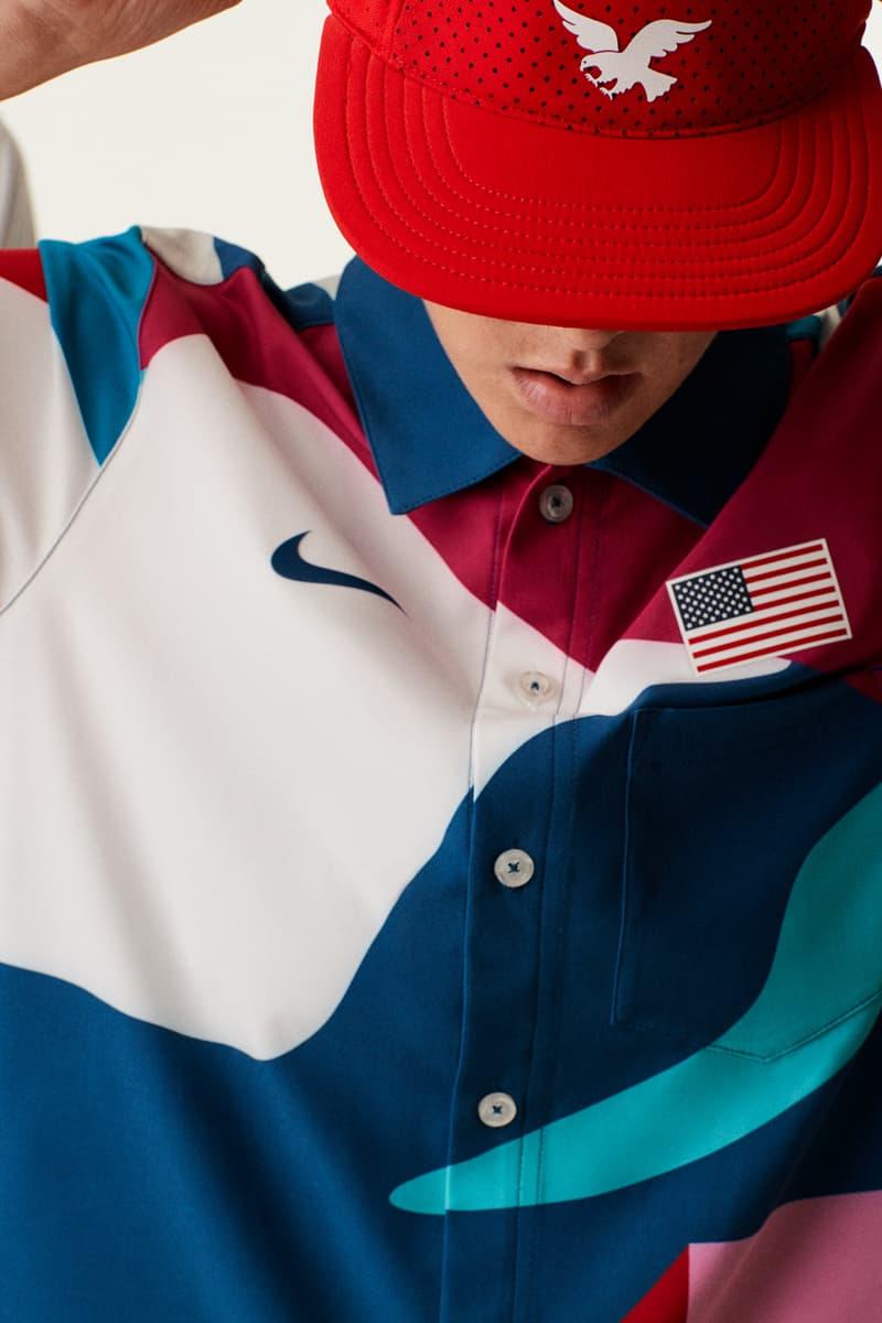 ナイキSB Nike SB が2020年東京オリンピックにおけるスケートボード用ユニフォームを制作 nike sb 2020 olympic games tokyo shoes apparel jerseys polos piet parra usa france brazil react bruin release date info photos price