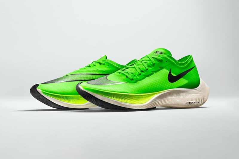 ナイキ ヴェイパーフライ Nike Vaporfly シリーズの東京五輪での着用が許可される Nike ZoomX Vaporfly IAAF Decision Tokyo Olympics permit grant prototype ruling decision athlete runner track field sneaker footwear sole