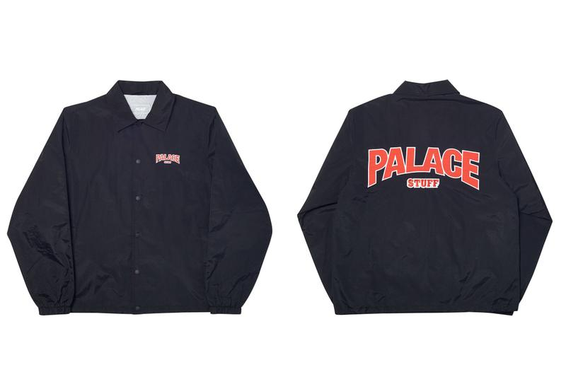 PALACE SKATEBOARDS 2020年春コレクション発売アイテム一覧 - アウターウェア Palace skateboards spring 202 leather camouflage jacket release information buy cop purchase pockets bare storage japan new york los angeles