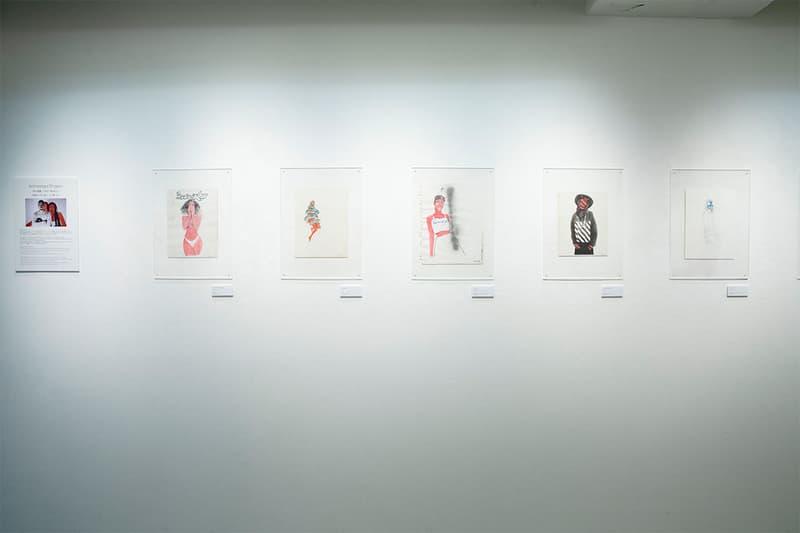 シッコ ヴァージル・アブローらも着用するブランド Sickö のデザインを手がける新鋭アーティスト Rex のエキシビションに潜入 イアン・コナー  Ian Connor