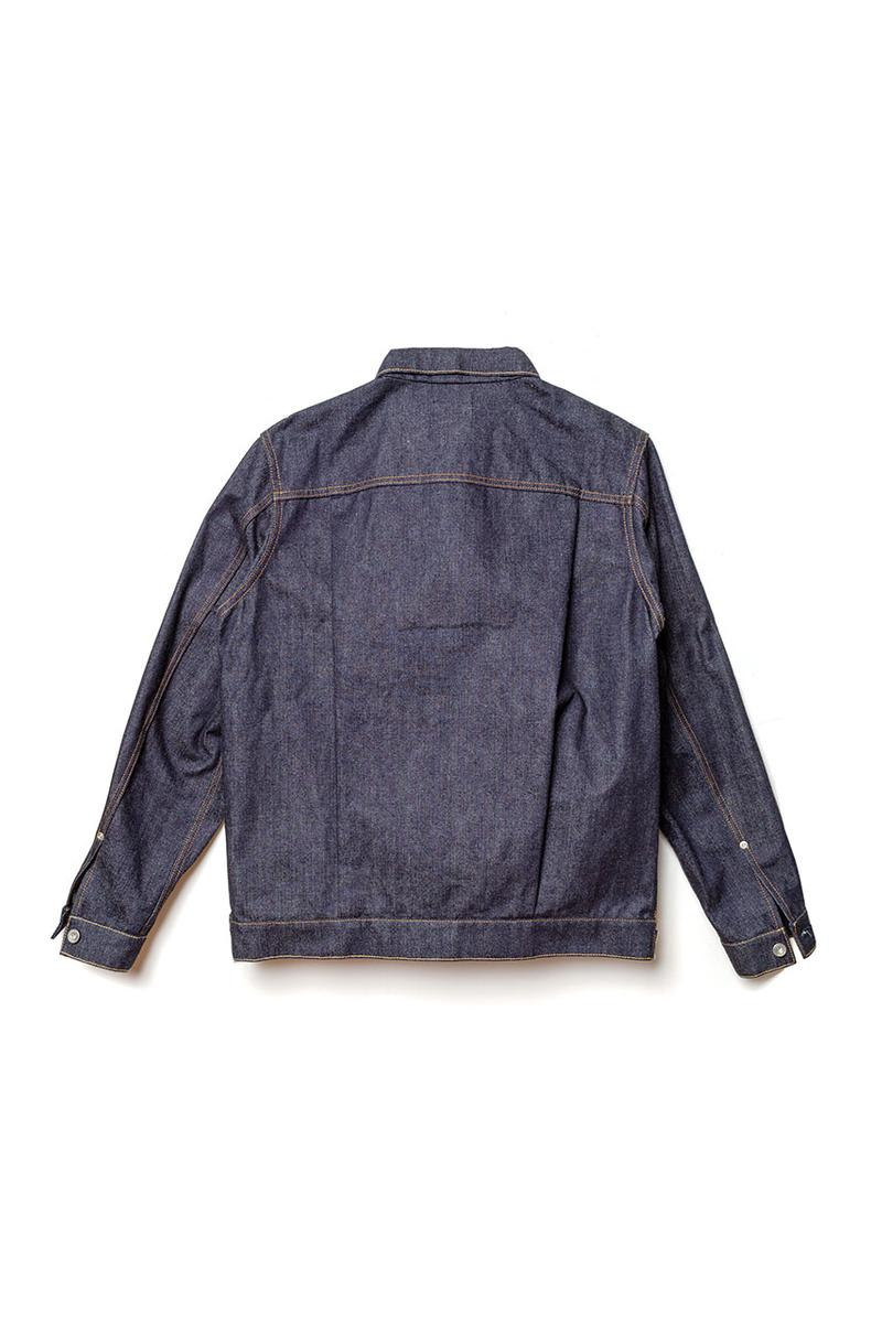 サカイ ビヨンデックス sacai から日本発のデニムブランド BEYONDEXX とタッグを組んだ至高のデニムジャケットが登場